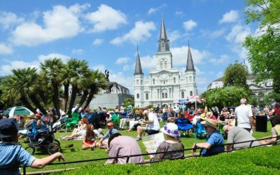 French Quarter Fest…with Kids