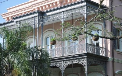 History and Hollywood in New Orleans' Garden District
