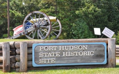 History Lesson at Port Hudson
