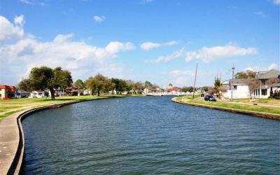 Bayou St. John and City Park