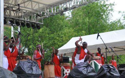 Festival Time in Lafayette