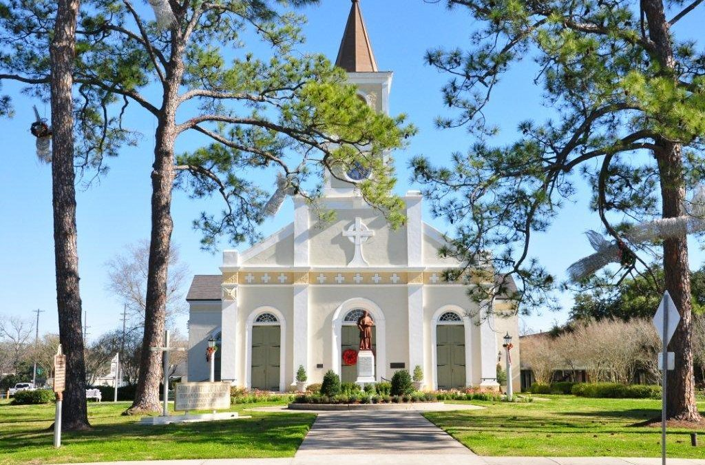 Cajun Country: St. Martinville and Lake Fausse Pointe State Park