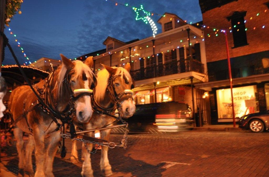 The City of Lights: Natchitoches