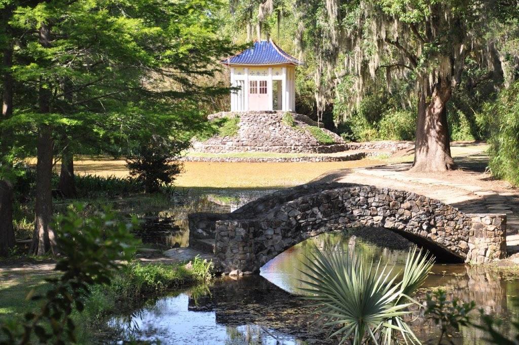 Louisiana Road Trips - Rip Van Wrinkle Gardens in Cajun Country