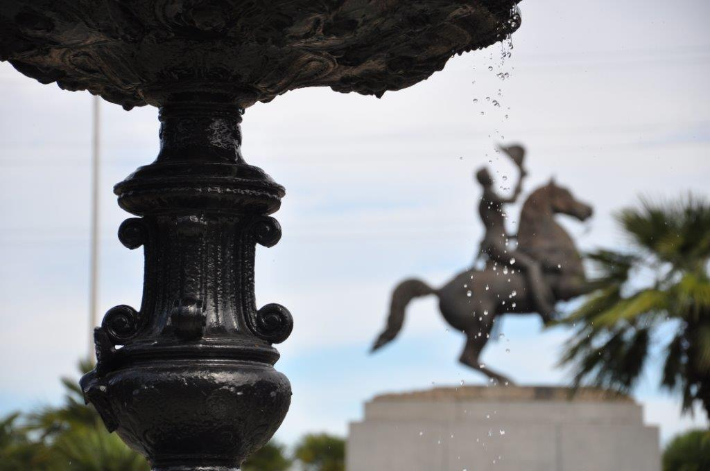 Jackson Square, French Quarter, New Orleans