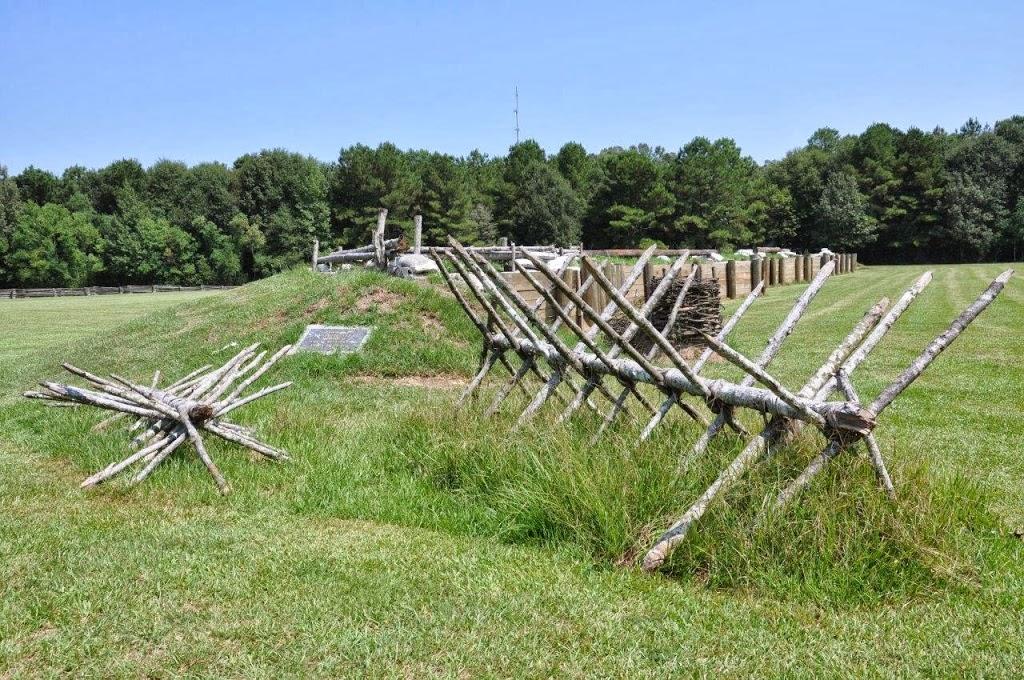 Port Hudson State HIstoric Site