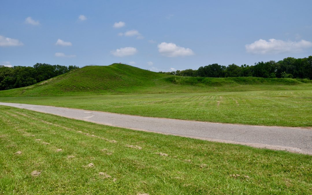 Mounds at Poverty Point