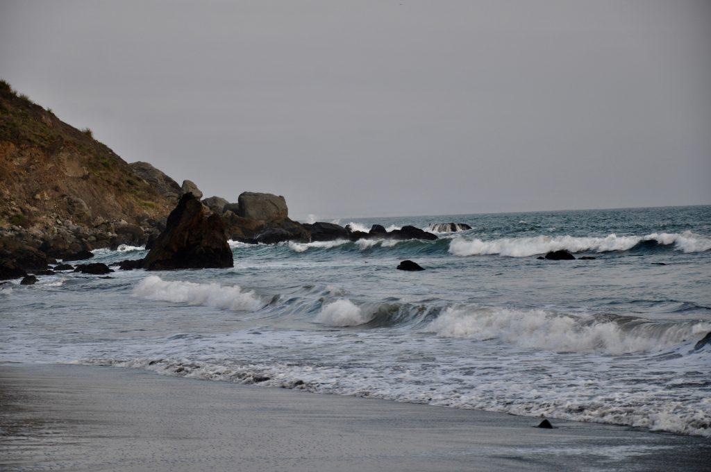 View of Muir Beach